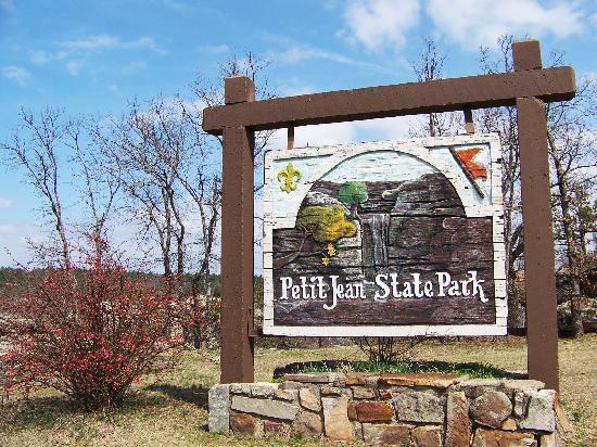 Geocaching petit jean state park — photo 1