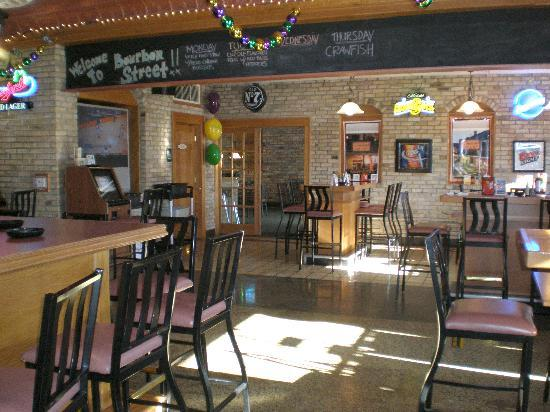 Bourbon Street Pub and Grill: PARTY BAR