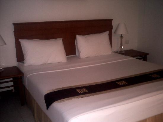 Crown Pattaya Beach: Bed