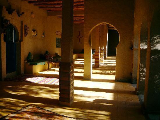 Auberge Chez Tihri 'Suerte Loca': Le Patio
