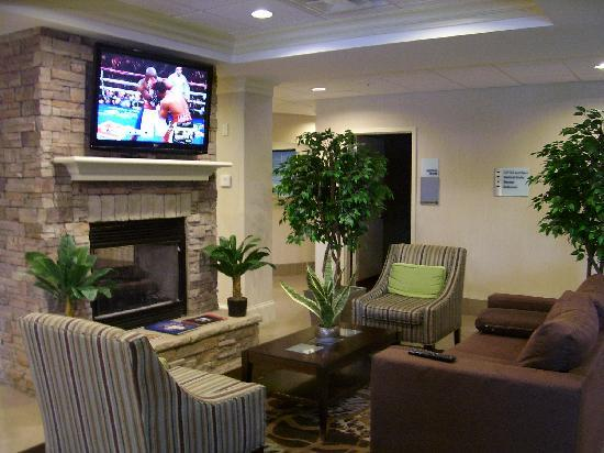 Holiday Inn Express Hotel & Suites Smyrna-Nashville Area: another lobby shot