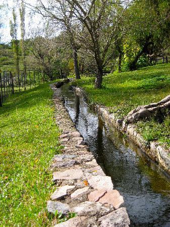 Posada Las Perdices: Canal