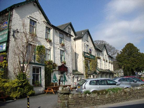 Best Western Hotels Grasmere Lake District