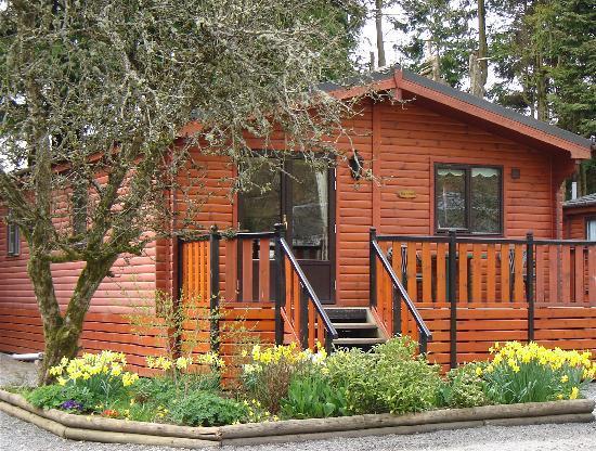 Dalshian Chalets: Rannoch Lodge