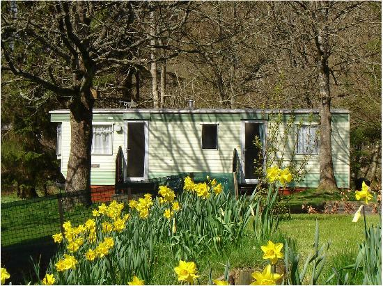 Dalshian Chalets: Caravan Holiday Home