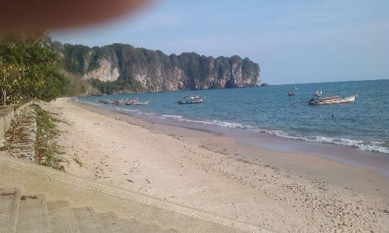 The Palace Ao Nang : Ao Nang beach