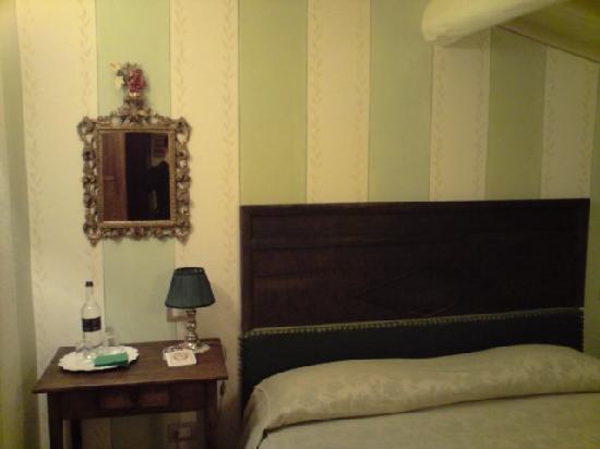 Antica Sosta: una delle camere