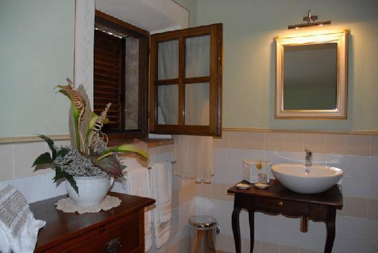 Antica Sosta: uno dei bagni