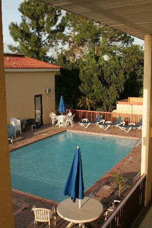 Quality Inn and Suites Mount Dora : Swimming Pool
