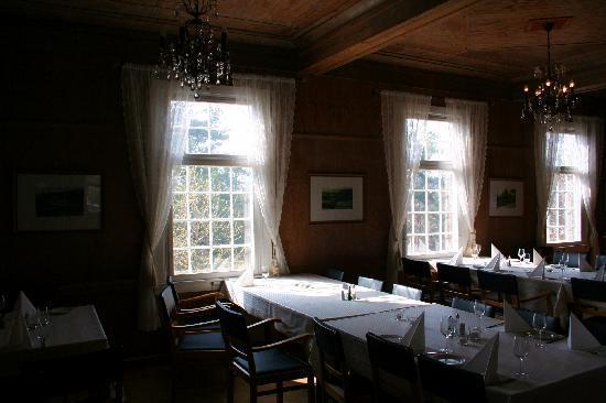 Langesund Bad: Restaurant