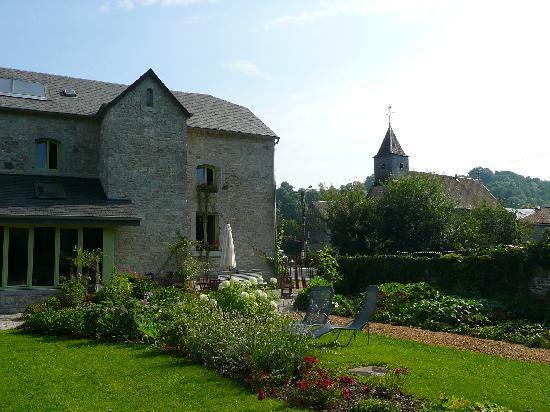Chez Tante Alice - Garden view