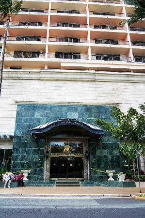 Wyndham Royal Garden At Waikiki: The Royal Garden Hotel