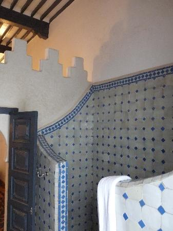 Riad Malaika : Shower in our alternative Double Room