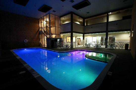 Indoor Pool Picture Of Wyndham Garden Midland Midland Tripadvisor