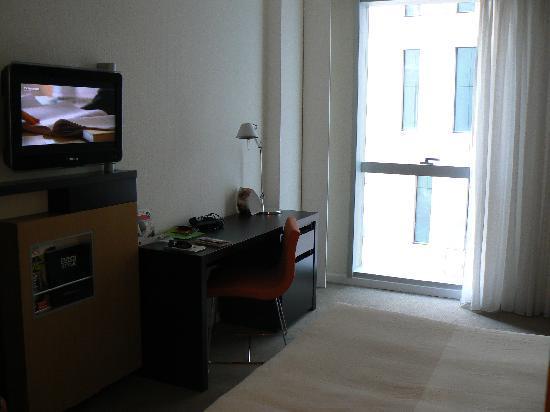 Novotel Barcelona City : Chambre 722