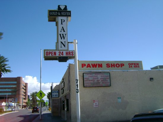 Pawn Shops In Las Vegas Nv