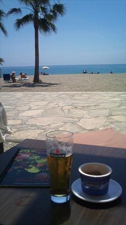 Rincon del Sol : Cool beer!