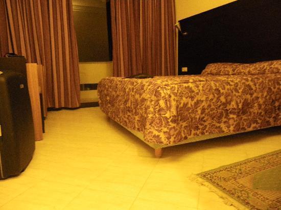 Hotel De La Corniche : vue de la chambre quand je suis arrivé