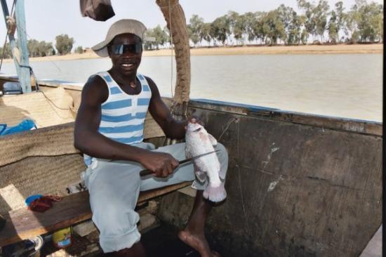Timbuktu, Mali: Met de boot op weg naar Timbouctou