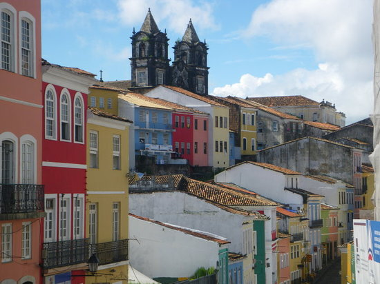 Pelourinho District, Salvador