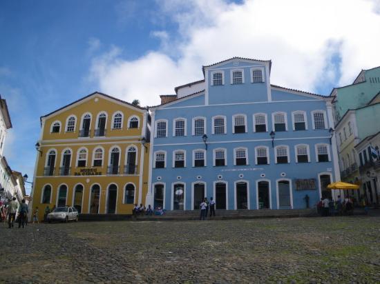 Fundação Casa de Jorge Amado: Pelourinho square