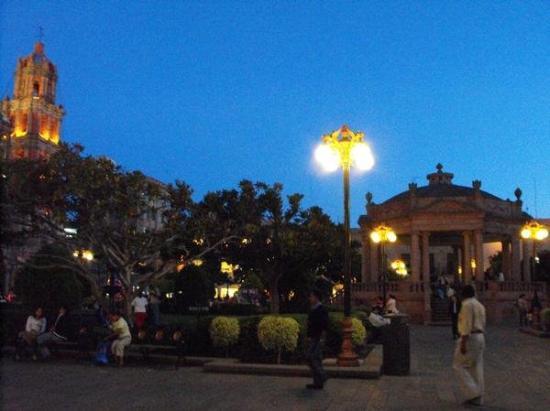 ซันลุยส์โปโตซี, เม็กซิโก: Place de San Luis Potosi