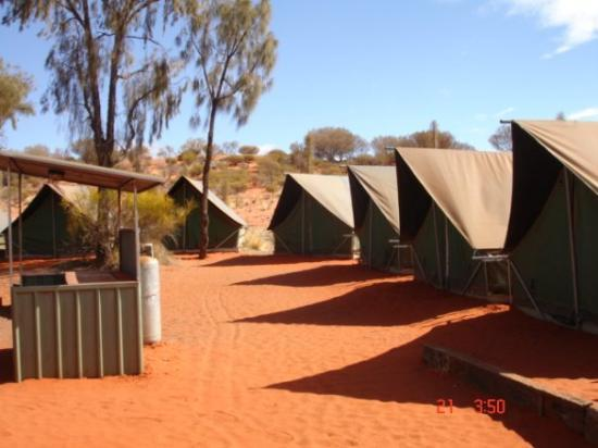 Alice Springs, Australia: 4 daags safari