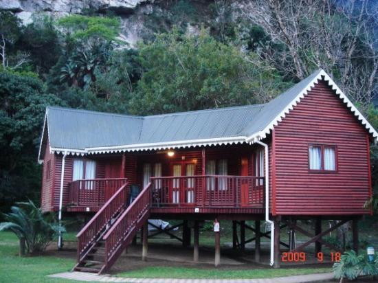 Port St Johns, Güney Afrika: Our crib ... Cremorne, very nice place, with lovely people.