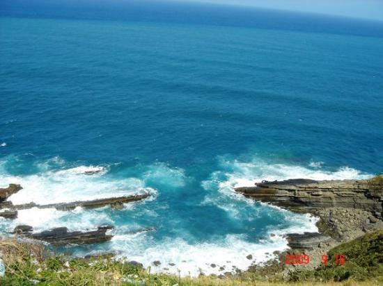 Port St Johns, África do Sul: Discovered enroute to The Gap ... nice spot.