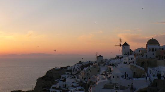 เอีย, กรีซ: Santorini - Oia