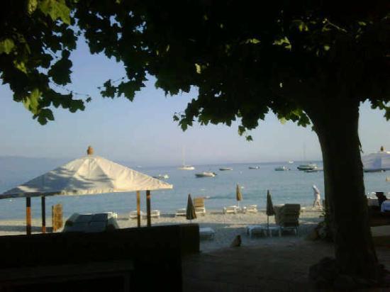 Repos à Ajaccio
