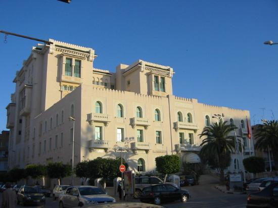 Les Oliviers Palace: Best hotel in Sfax.