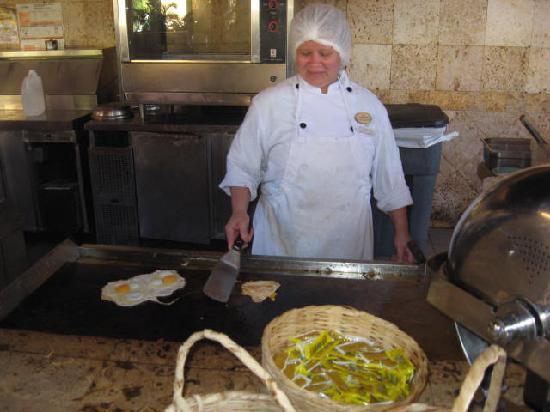 Allegro Papagayo: Anna - the BEST chef!!