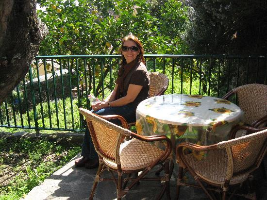 Hotel Villa Steno: Relaxing