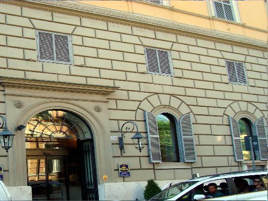 Hotel Best Western Canada Rome
