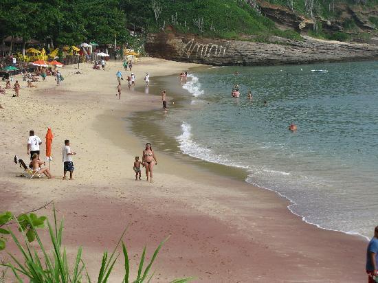Coronado Beach Hotel: Playa Joao Fernandez