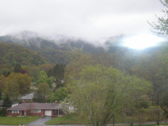 Marlinton, Virginia Occidentale: View of the mountains