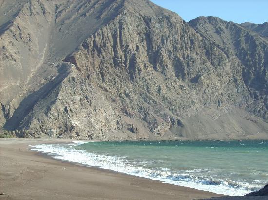 Arica, Chile: PLAYA VITOR