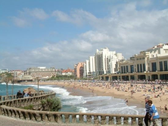 บิอาร์ริตซ์, ฝรั่งเศส: Biarritz