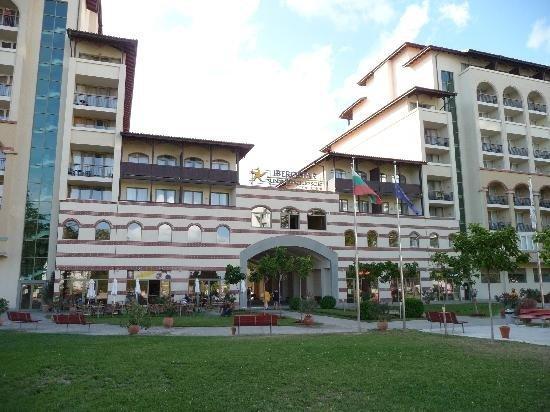 Iberostar Sunny Beach Resort: our hotel
