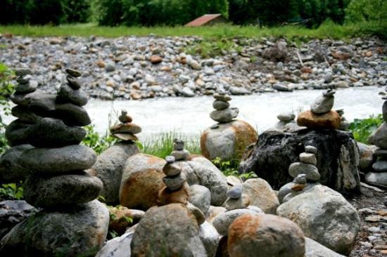 Lauterbrunnen, Suiza: lagi batu2 ajaib