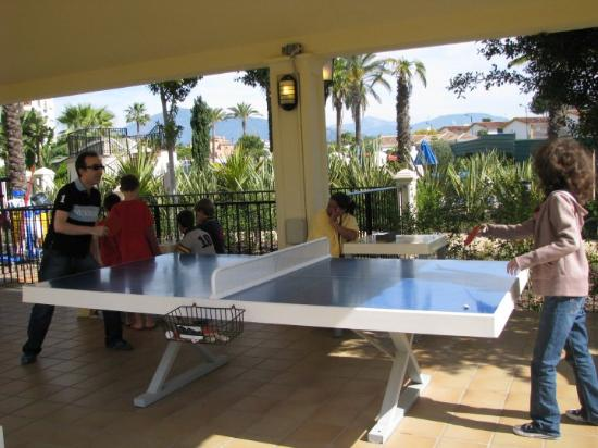Marriott's Playa Andaluza: Estepona, Andalusia, South of Spain.