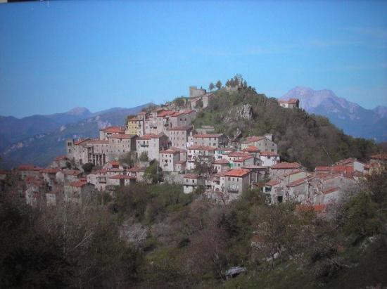 Bagni Di Lucca, Italia: Monte Fegatasi