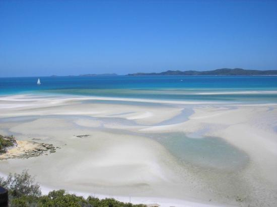 Эйрли-Бич, Австралия: Whitehaven, Whitsundays, QLD