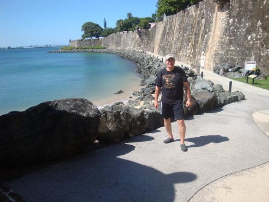 Bilde fra Old San Juan
