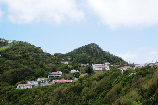 Saba: Windwardside