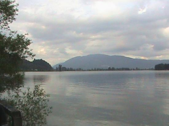 Hatzic Lake Picture Of Chilliwack British Columbia