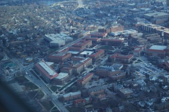 West Lafayette, IN: Purdue Engineering Complex