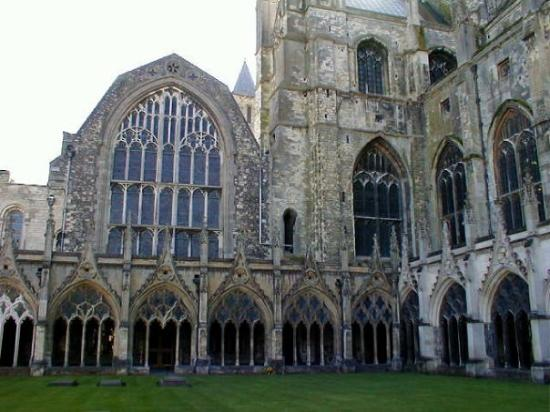Кентербери, UK: More of Canterbury