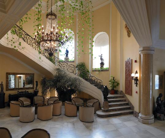 Hotel La Casa Grande Baena: SUBIDA